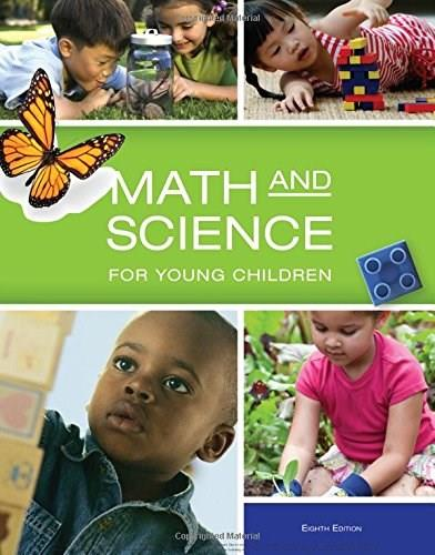 Math and Science for Young Children 8 9781305088955