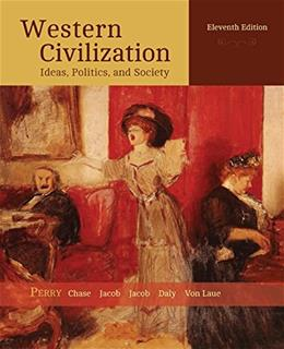 Western Civilization: Ideas, Politics, and Society 11 9781305091399