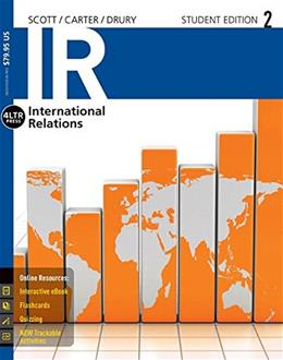 IR (with CourseMate, 1 term (6 months) Printed Access Card) (New, Engaging Titles from 4LTR Press) 2 PKG 9781305094185