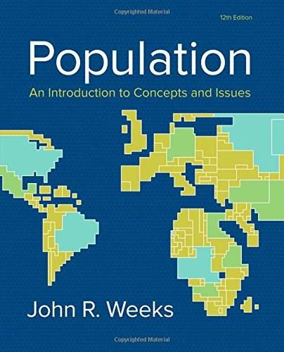 Population: An Introduction to Concepts and Issues 12 9781305094505