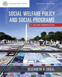 Empowerment Series: Social Welfare Policy and Social Programs 4 9781305101920