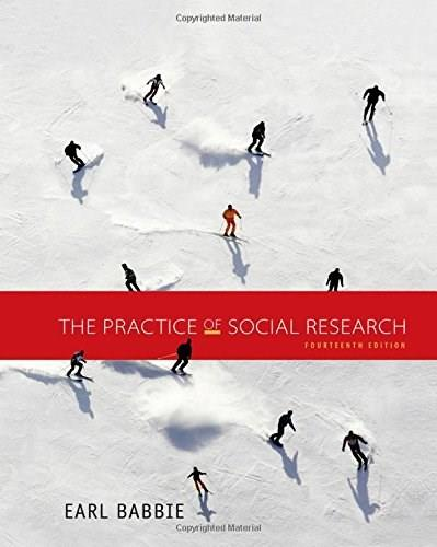 The Practice of Social Research 14 9781305104945