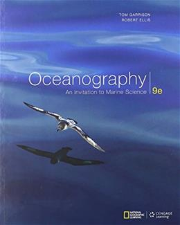 Oceanography: An Invitation to Marine Science 9 9781305105164