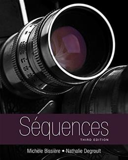 Sequences, by Bissier, 3rd Edition 3 PKG 9781305105638