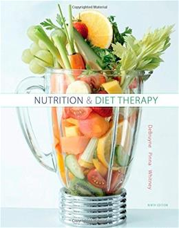 Nutrition and Diet Therapy (Nutrition & Diet Therapy) 9 9781305110403