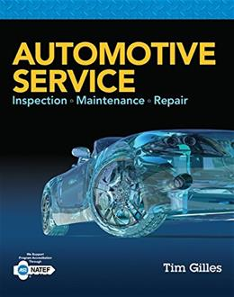Automotive Service: Inspection, Maintenance, Repair 5 9781305110595