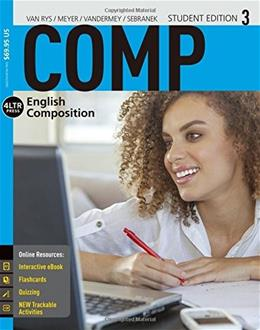 COMP, by VanderMey, 3rd Edition 3 PKG 9781305112803