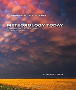 Meteorology Today 11 9781305113589
