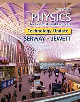 Physics for Scientists and Engineers, Technology Update 9 9781305116399
