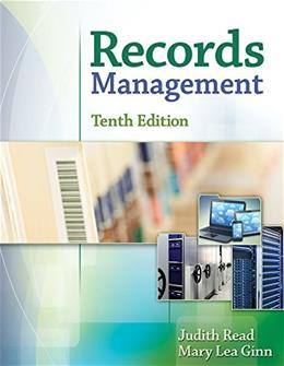 Records Management 10 9781305119161