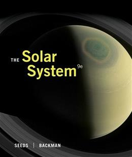 The Solar System 9 9781305120761