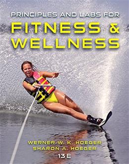 Principles and Labs for Fitness and Wellness 13 9781305251076