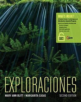 Exploraciones with Access Card 2 PKG 9781305252479