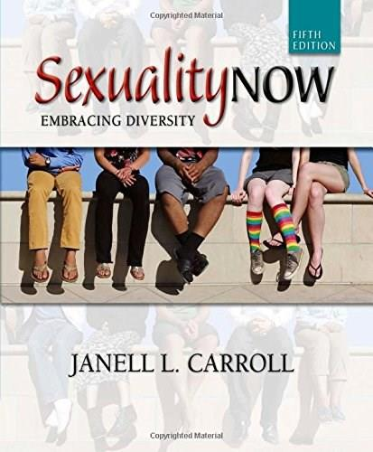 Sexuality Now: Embracing Diversity 5 9781305253377