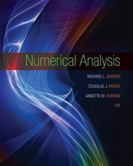 Numerical Analysis 10 9781305253667