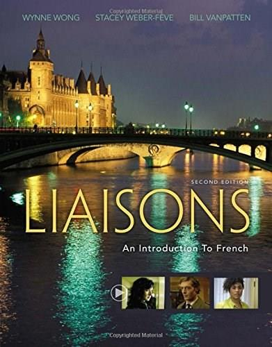 Liaisons: An Introduction to French (with iLrn™ Heinle Learning Center, 4 Terms (24 months) Printed Access Card) (World Languages) 2 PKG 9781305262751