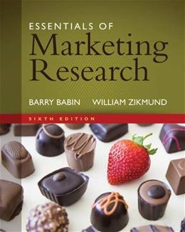 Essentials of Marketing Research (with Qualtrics, 1 term (6 months) Printed Access Card) 9781305263475