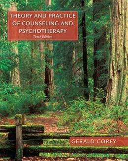 Theory and Practice of Counseling and Psychotherapy 10 9781305263727