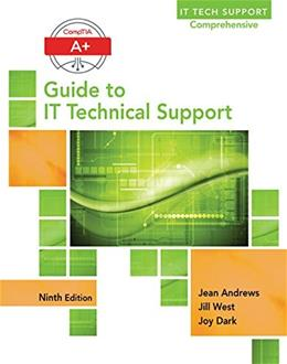 A+ Guide to IT Technical Support (Hardware and Software) 9 9781305266438