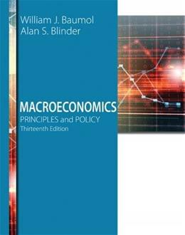 Macroeconomics: Principles and Policy 13 9781305280601