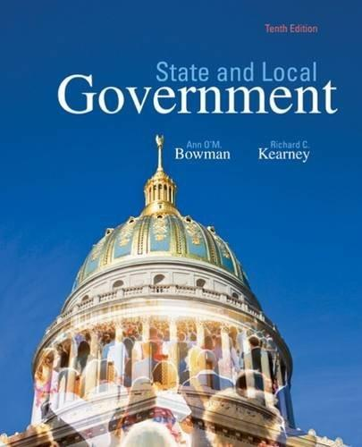 State and Local Government 10 9781305388475