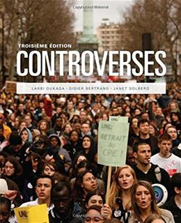 Controverses, by Oukada, 3rd Edition 3 PKG 9781305390980