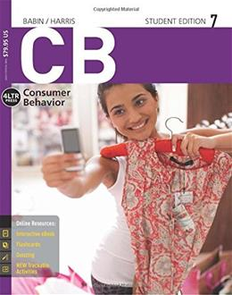 CB, by Babin, 7th Edition 7 PKG 9781305403222