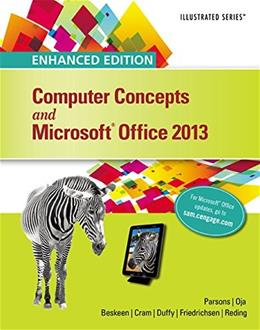 Enhanced Computer Concepts and Microsoft Office, by Parsons 9781305409019