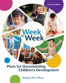 Week by Week: Plans for Documenting Children