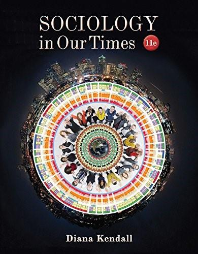 Sociology in Our Times 11 9781305503090