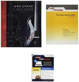 Bundle: Calculus, 8th + Enhanced WebAssign - Start Smart Guide for Students + Enhanced WebAssign Printed Access Card for Calculus, Multi-Term Courses 9781305525924