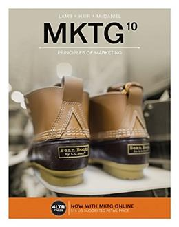 MKTG (with MKTG Online, 1 term (6 months) Printed Access Card) (New, Engaging Titles from 4LTR Press) 10 PKG 9781305631823