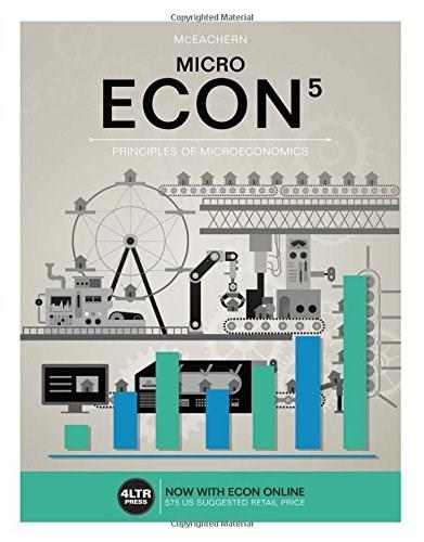 ECON MICRO (New, Engaging Titles from 4LTR Press) 5 PKG 9781305631946