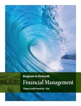 Financial Management: Theory & Practice 15 9781305632295