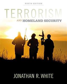 Terrorism and Homeland Security 9 9781305633773