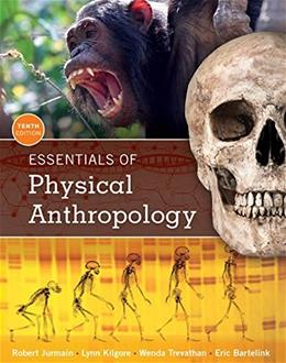 Essentials of Physical Anthropology 10 9781305633810