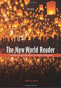 New World Reader, by Muller, 5th Edition 9781305643772