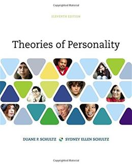 Theories of Personality 11 9781305652958