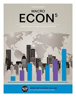 ECON MACRO (New, Engaging Titles from 4LTR Press) 5 9781305659094