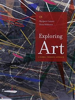 Exploring Art, Loose-leaf Version, 5th + MindTap Art & Humanities, 1 term (6 months) Printed Access Card 9781305701847
