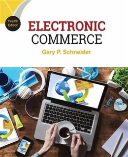 Electronic Commerce 12 9781305867819