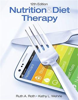 Nutrition & Diet Therapy 12 9781305945821