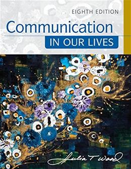 Communication in Our Lives 9781305949546