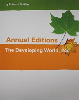 Developing World 14/15, by Griffiths 9781308008813