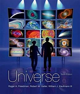 Universe, by Freedman, 10th Edition 9781319042387