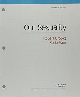 Our Sexuality 13th Edition ( with MindTap Printed Access Card) 9781337127806