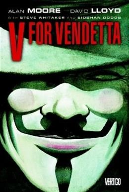 V for Vendetta, by Moore 9781401208417