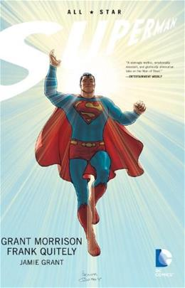 All Star Superman, by Morrison 9781401232054