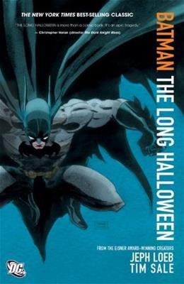 Batman: The Long Halloween, by Loeb 9781401232597