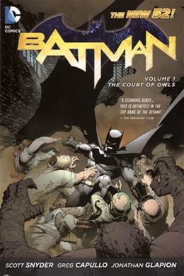 Batman, by Snyder, Volume 1: The Court of Owls 9781401235413